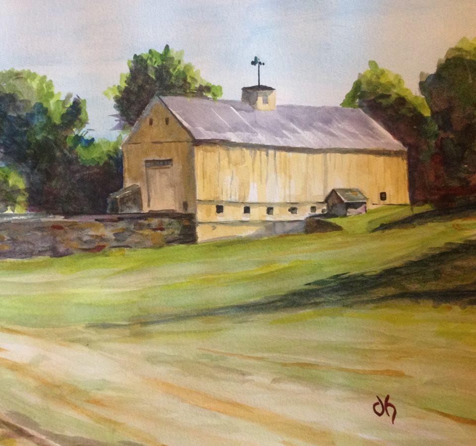 Artemus Ward Barn